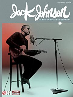 Jack Johnson - Sleep Through the Static Songbook