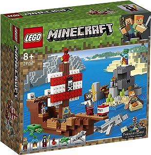LEGOMinecraftAvventurasulGaleonedeiPirati,SetdiCostruzioniperBambini,21152