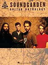 Soundgarden - Guitar Anthology Songbook (Guitar Recorded Versions) (English Edition)