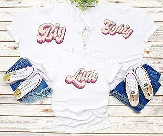 Big Little Reveal Shirt, Big Little Shirts, Sorority Family Shirts, GBig Custom Shirts, Sorority Family Shirts, Big Little Sorority tank S13