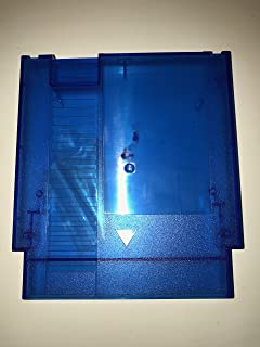 Dark Blue BLANK Cartridge Shell for Nintendo NES System Games with 3 screws