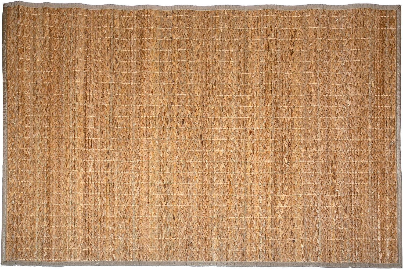Truu Design, 48 x 72 inches, Typha Grass Floor Mat