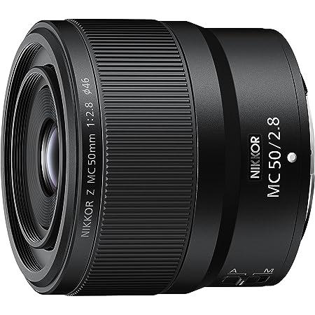 Nikon 単焦点マクロレンズ NIKKOR Z MC 50mm f/2.8 Zマウント フルサイズ対応 NZMC50