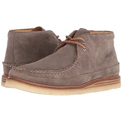 Sperry Gold Crepe Chukka Suede (Taupe Grey) Men