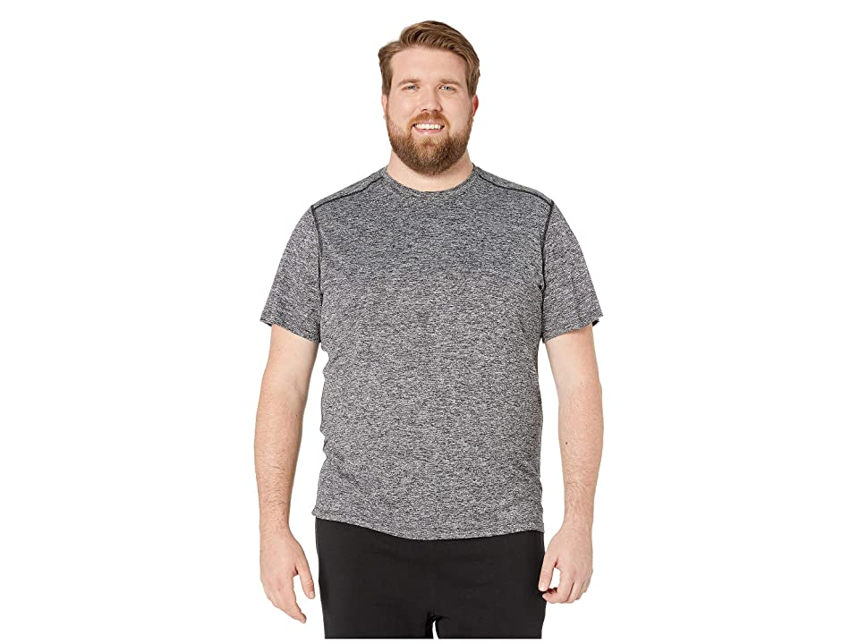 New Balance Core Heathered Tee (Black Heather) Men