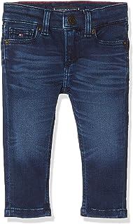 Tommy Hilfiger Scanton Slim Sldabst Jeans para Niños