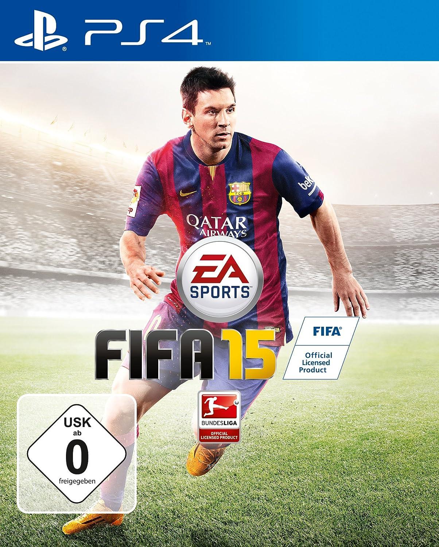 Fifa 15 Ultimate Team Edition Mit Steelbook Exklusiv Bei Playstation 4 Games