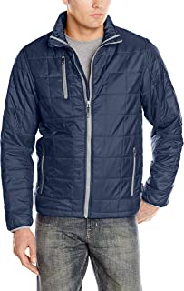 Charles River Apparel Mens 9540 Lithium Quilted Packable Jacket Long Sleeve Down Outerwear Coat