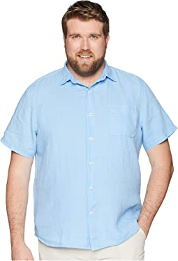 Big & Tall Sea Glass Breezer Short Sleeve Shirt