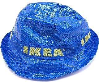IKEA Limited Edition KNORVA - Sombrero de cubeta, color azul