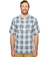Tommy Bahama Big & Tall - Big & Tall Caldera Plaid