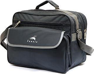 ICONIC Stylish Office Bag 25L/Travelling Bag/Backpack/Messenger Bag/Marketing Bag/Multipurpose Bag/Executive Bag/Satchel w...