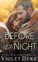 Before That Night: Caine & Addison Duet, Book One of Two (Unfinished Love series, 1)