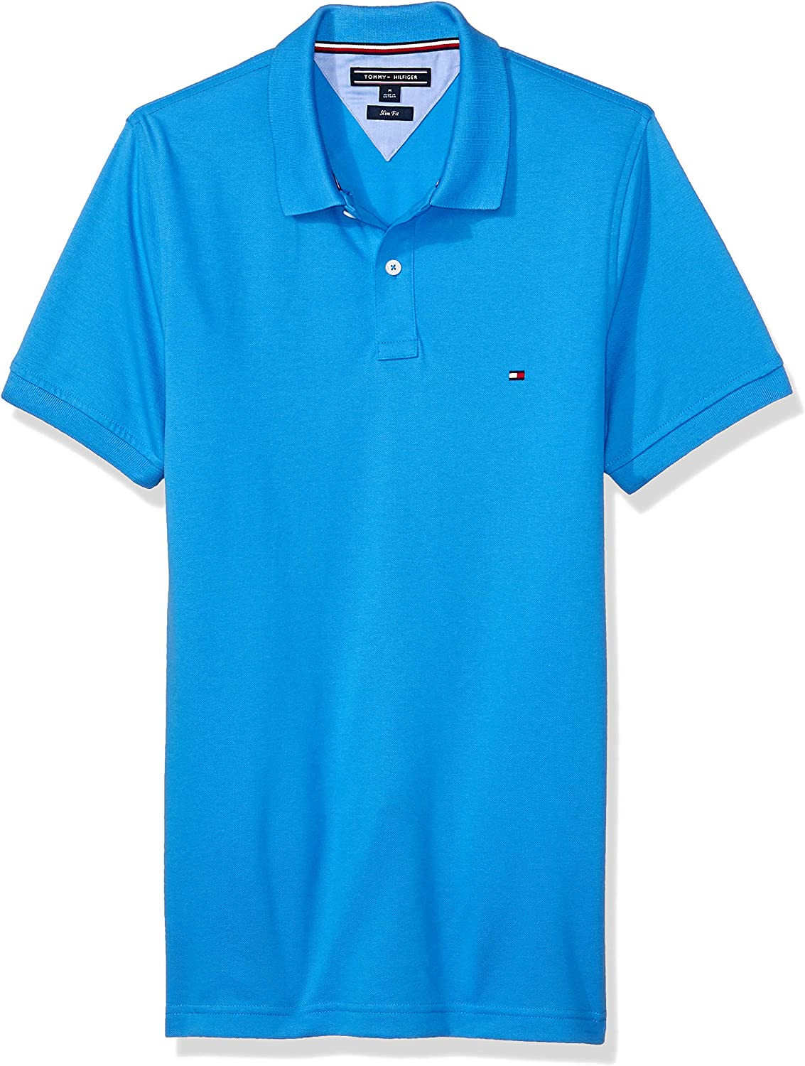 Tommy Hilfiger Tommy Heritage Tipped Slim Polo Camisa Hombre