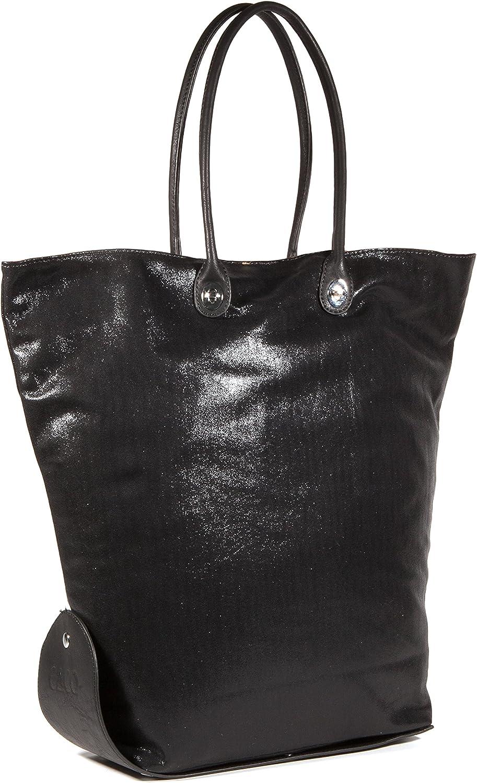 CACO Design Women's One Bag 1516 Glitter Shoulder Bag
