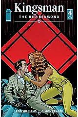 Kingsman: The Red Diamond #4 Kindle Edition