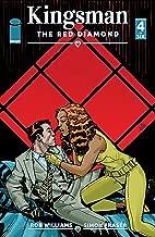 Kingsman: The Red Diamond #4 (English Edition)