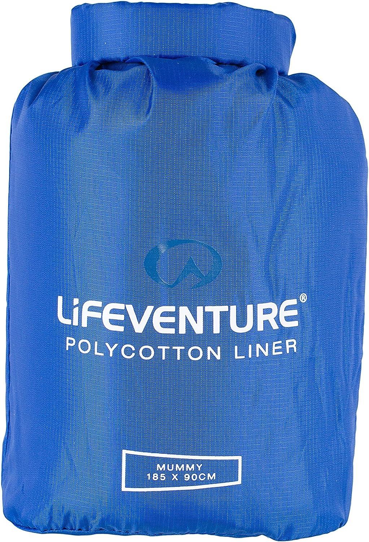 Life Venture Polycotton Sleeping Bag Liner