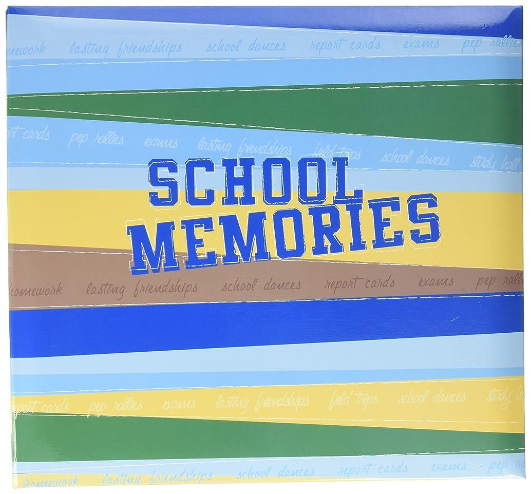 MBI School Memories Post Bound Album 12