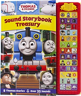 Thomas & Friends - Sound Storybook Treasury - Play-a-Sound - PI Kids