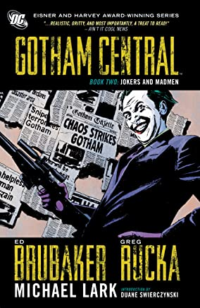 Gotham Central Book 2: Jokers And Madmen (English Edition)
