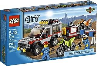Best lego dirt bike transporter set Reviews