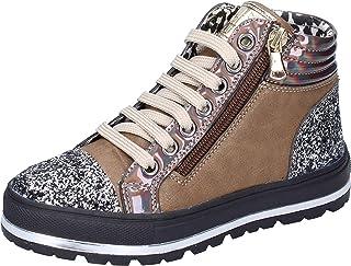 DIDI BLU Sandals Baby-Girls Leather Silver
