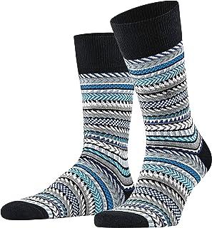FALKE Men's Digital Fair Isle Socks