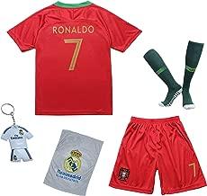 cristiano ronaldo portugal jersey 2018