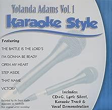 Daywind Style: Yolanda Adams Vol. 1