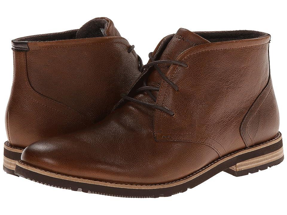 Rockport Ledge Hill 2 Chukka Boot (Brown) Men