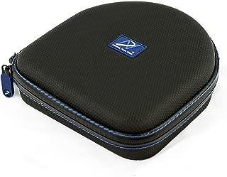 Upgrade Carrying case for Bose On-Ear 1 (OE) On-Ear 2 (OE2/OE2i) SoundTrue On-Ear (OE) AKG K404 AKG K430 Mini AKG K430 MK2 AKG K450 K451 K452 AKG Q460 Mini AKG Y40 Y45BT Headphones (Grip-TECH Black)
