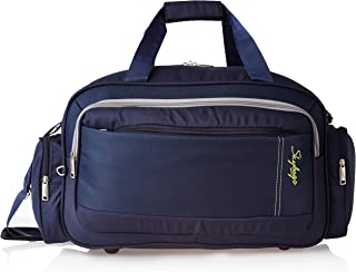 Skybags Cardiff Polyester 55 cms Blue Travel Duffle