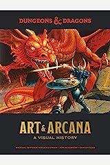 Dungeons & Dragons Art & Arcana: A Visual History Kindle Edition