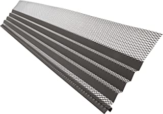Amerimax Home Products 638010 Hoover Dam Gutter Guard, Black