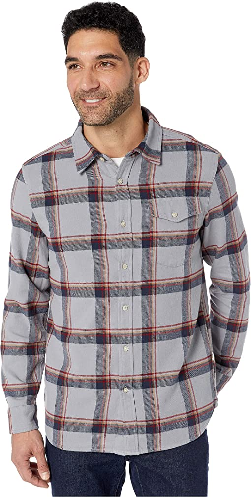 Mid Grey Gully Plaid