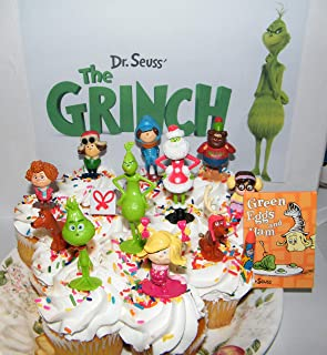 Best the grinch birthday decorations Reviews