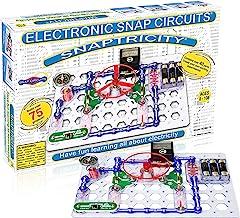 Snap Circuits Snaptricity, Electronics Exploration Kit (Stem Building), For Kids 8+