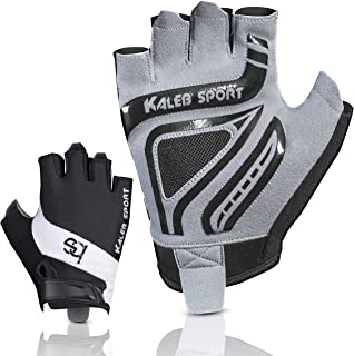 Kaleb Sport Universal Gloves with Special Rubber Coating for Non-Slip Grip   Improved Ventilation