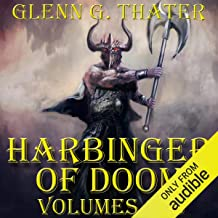 Harbinger of Doom (Epic Fantasy Three Book Bundle)