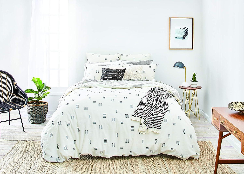 Splendid Home Crosshatch Comforter Set King Ivory
