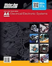 ASE DVD Study Guide A6 Electronic/Electrical Systems Certification by Motor Age Training