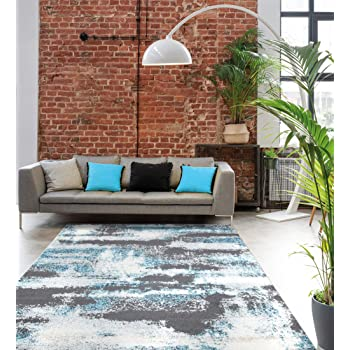 Carpet Bienal Grey Blue Brown Modern Easy Care TRIM NEW 3891A//3891E
