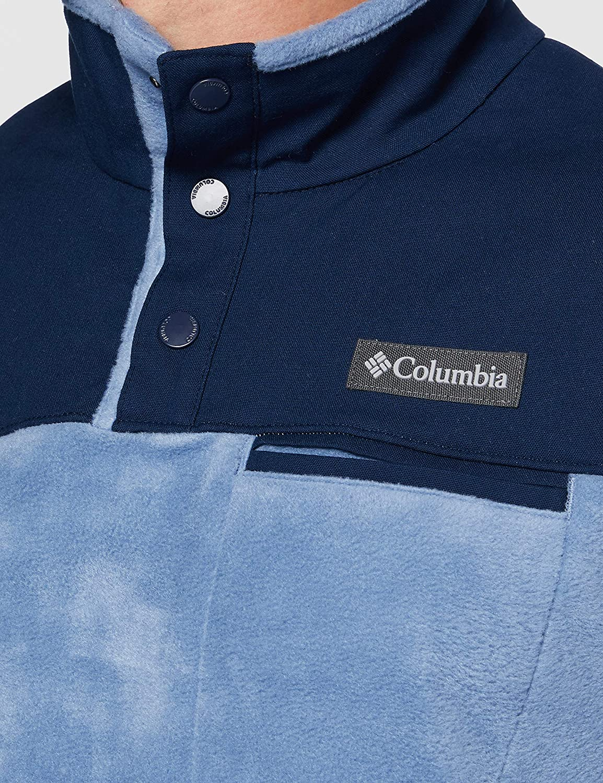 Columbia Cottonwood Park Forro polar para hombre