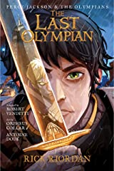 Percy Jackson and the Olympians: Last Olympian: The Graphic Novel, The (Percy Jackson and the Olympians: TheGraphicNovel Book 5) Kindle Edition