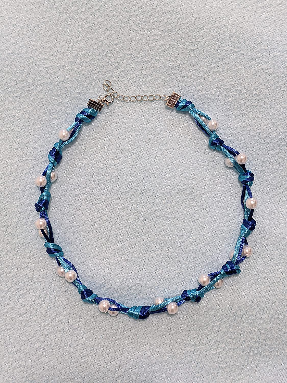 Blue 25% OFF Ocean Vibes Adjustable Free shipping / New with Necklace Pearls