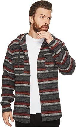 VISSLA - Pumphouse Long Sleeve Flannel