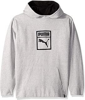 PUMA Big Boys' Fleece Pullover Hoodie