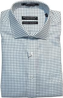 Tailored Fit Non-Iron Long Sleeve Dress Shirt