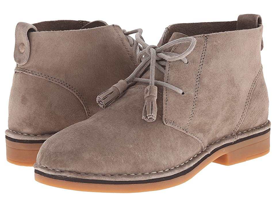 Hush Puppies Cyra Catelyn (Taupe Suede) Women